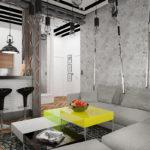 loft style zgora