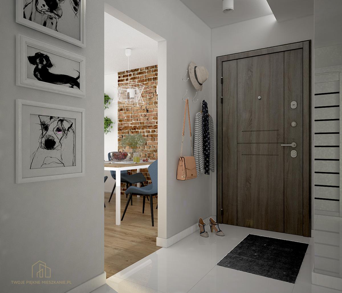 montaż drzwi zgora