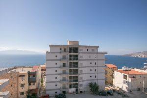 mieszkanie saranda z widokiem na morze