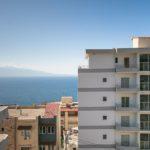 mieszkanie montenegro zwidokiem namorze