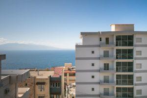 mieszkanie montenegro z widokiem na morze