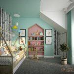 wykonczenie pokoi dzieciecych wysoki standard