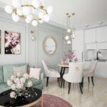 pastelowe kolory wewnętrzu twojepiękne mieszkanie