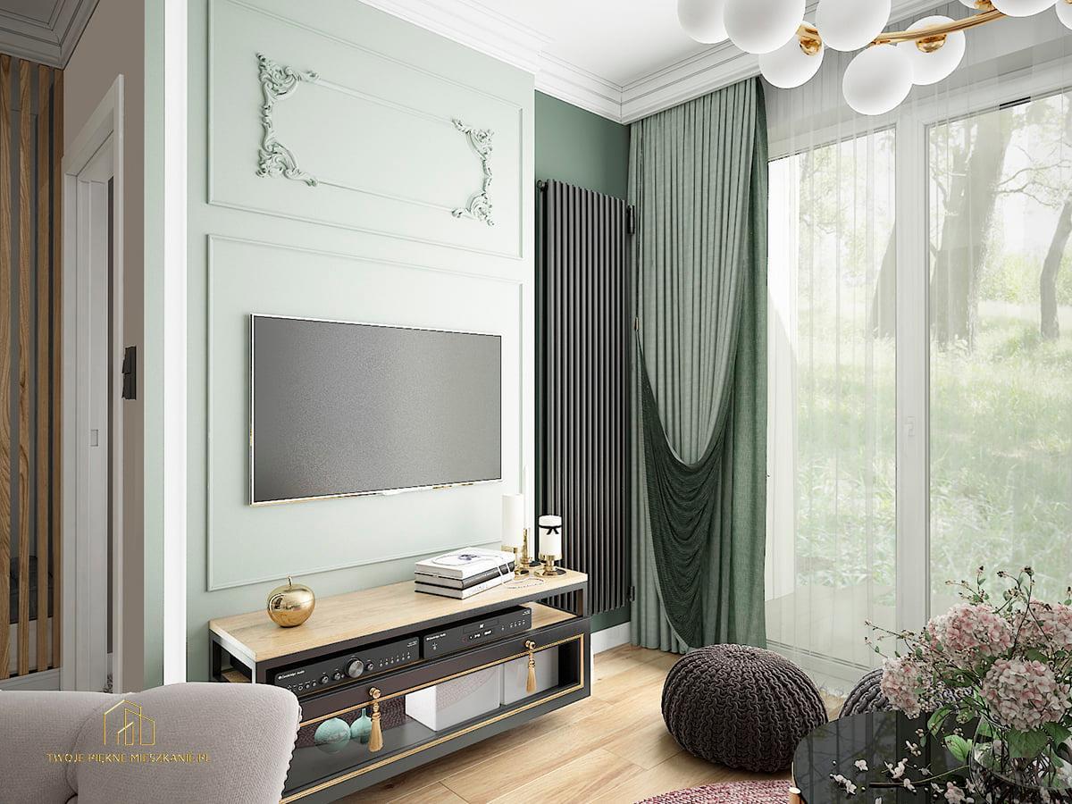 pastele na ścianach twoje piękne mieszkanie