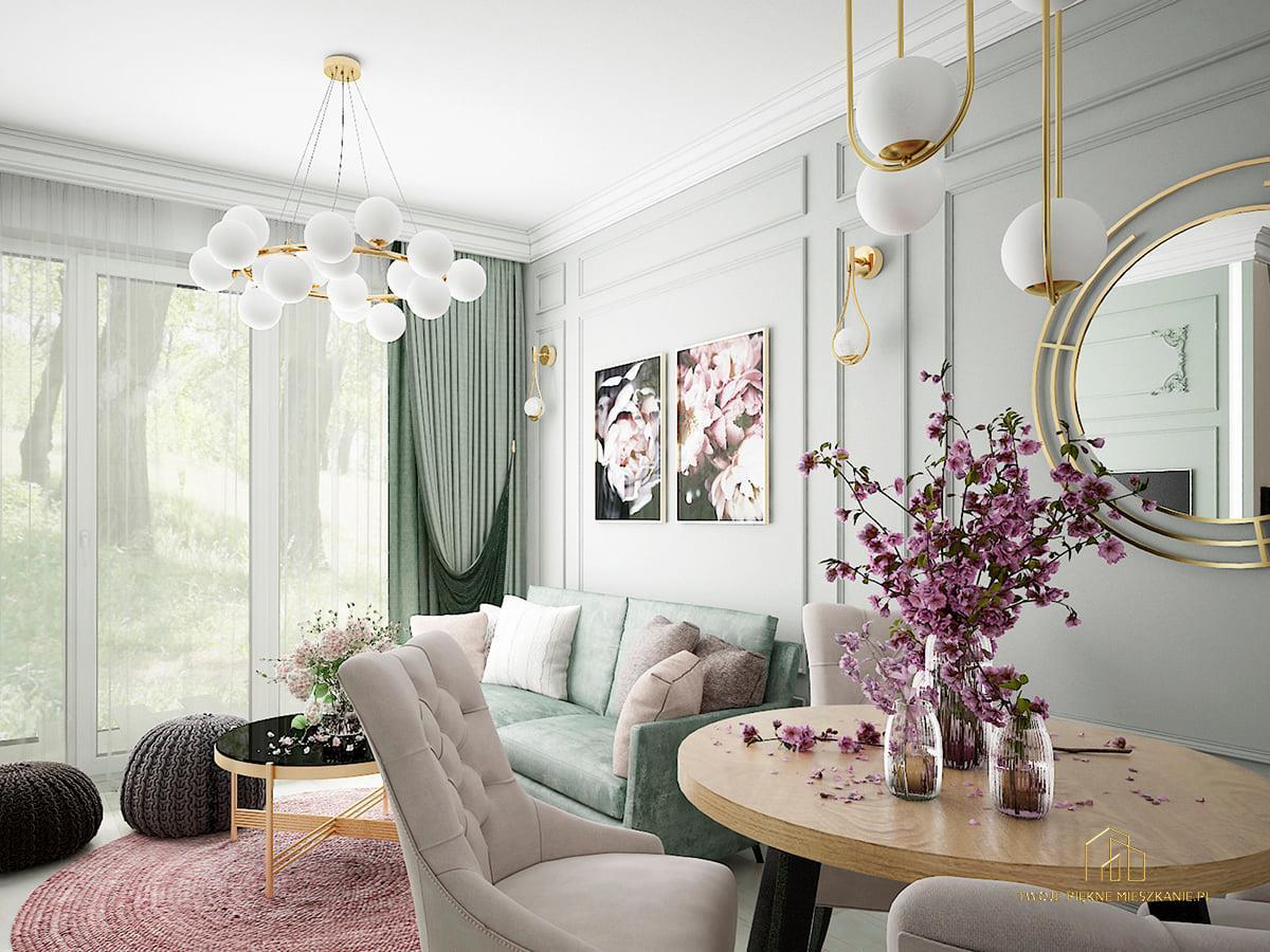 pastelowy pokój twoje piękne mieszkanie