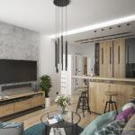 projekt salony zgora