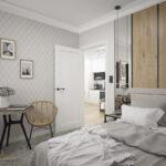 projekt sypialni zielona gora
