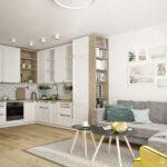 Mieszkanie nasprzedaż 3-pokojowe, styl skandynawski Zielona Góra