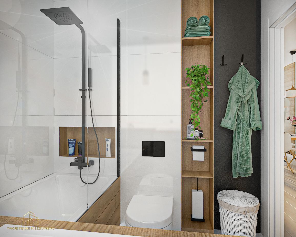 Mieszkanie na sprzedaż 3-pokojowe, styl skandynawski Zielona Góra